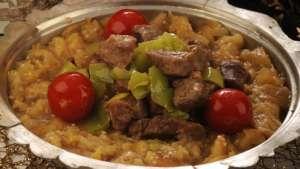 Gereli Kebabı - Malatya Tarifi