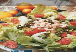 Greyfurtlu Egzotik Salata Tarifi