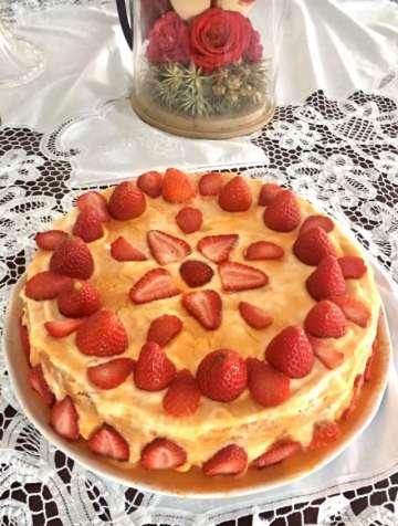 Gülçin'in Sevgililer Günü Pastası Tarifi