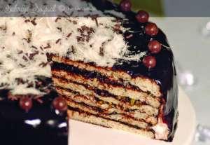 Gülsen'in Amonyaklı Pastası Tarifi