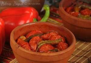 Güveçte Patlıcanlı Kebap Tarifi
