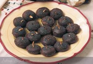 Haşhaşlı Kakaolu Şekerpare Tarifi