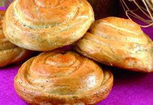 Haşhaşlı Tekke Çöreği Tarifi