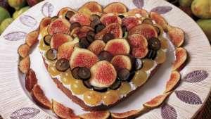 İncirli Menekşem Pastası Tarifi