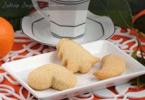 İrmikli un kurabiyesi tarifi