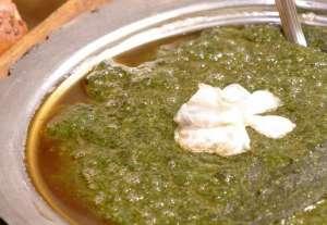 Isırganotu Çorbası Tarifi