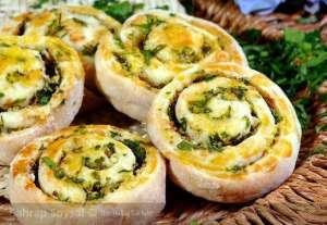 Ispanaklı Cevahir Çöreği Tarifi