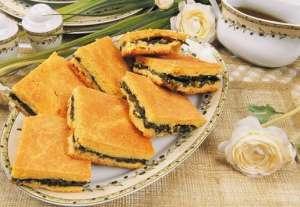 Ispanaklı Mısır Unu Böreği Tarifi