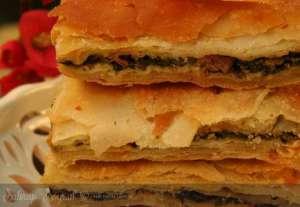 Ispanaklı Tandır Böreği Tarifi