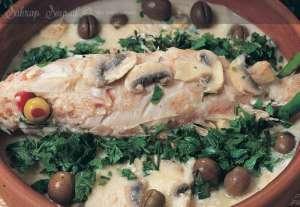İzmir'in Sütlü Balığı Tarifi