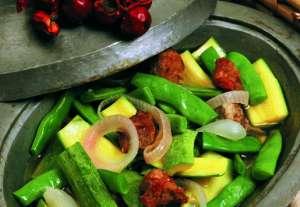 Kabaklı Kazan Kebabı Tarifi