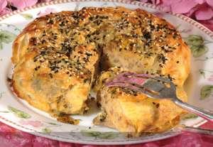 Kabaklı Peynirli Boşnak Böreği Tarifi