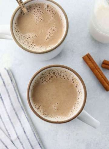 Kafeinsiz Chai Latte Tarifi