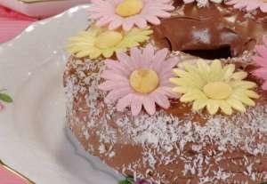 Kakaolu Kadıköy Keki Tarifi