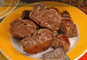 Kakaolu Paskalya Çöreği Tarifi