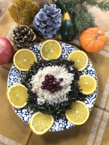 Karlahanalı Kinoa Salatası Tarifi