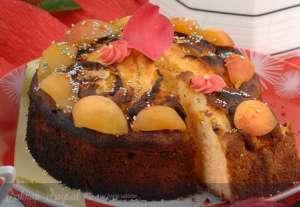 Kayısılı İstinye Pastası Tarifi