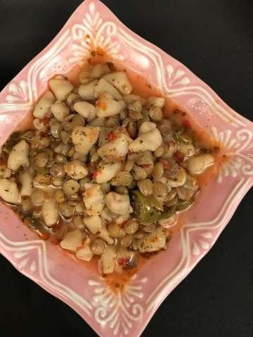 Kayseri Börek Çorbası-Börek Aşı Tarifi