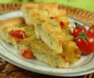 Kekunlu Patlıcanlı Tart Tarifi