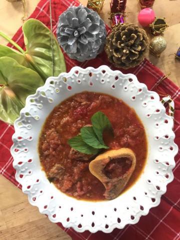 Kemik Suyuna Lahanalı Sebze Çorbası Tarifi