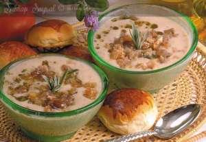Kestaneli Patates Çorbası Tarifi