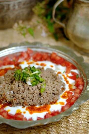 Kıymalı Ali Nazik Kebabı Tarifi