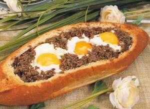 Kıymalı Ekmek Pidesi Tarifi