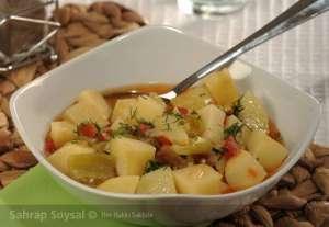 Kıymalı Patates Tarifi