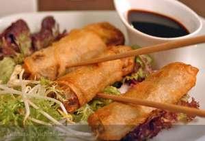 Kıymalı Sebzeli Çin Böreği Tarifi