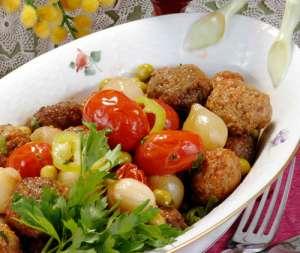 Köfteli Yanya Kebabı Tarifi
