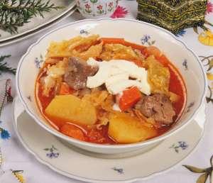 Kremalı Borç Çorbası Tarifi