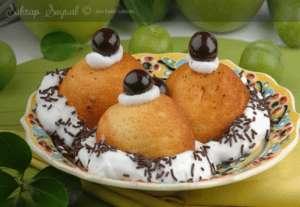 Kremalı Ekincik Pastası Tarifi