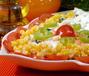 Makarnalı Yazlık Salata Tarifi