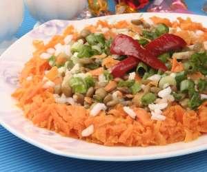 Mercimekli Niksar Salatası Tarifi