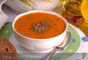 Mercimekli Tarhana Çorbası Tarifi