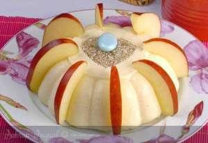 Meyveli İrmik Tatlısı Tarifi
