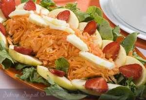 Meyveli Sakız Adası Salatası Tarifi