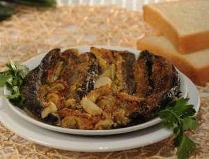 Mısır Unlu Patlıcan Tavası Tarifi