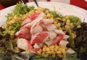 Mısırlı Deniz Ürünleri Salatası Tarifi