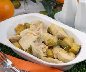 Müge'nin Enginar Kalbi Salatası Tarifi