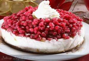 Narlı Cheese Kek Tarifi