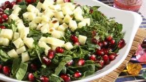 Narlı Kısmetli Salata Tarifi