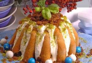 Nazar Boncuğu Pastası Tarifi