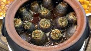 Nohutlu Patlıcan Dolması Tarifi