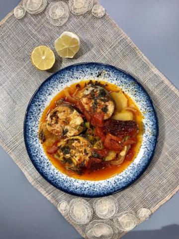 Palamut Balığı Ekşilisi Tarifi-Trabzon