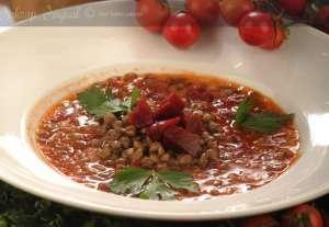 Pancarlı Mercimek Çorbası Tarifi