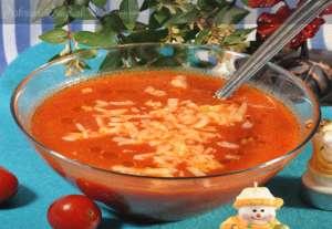 Patatesli Domates Çorbası Tarifi