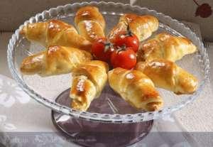 Patatesli Peynirli Kruvasan Tarifi