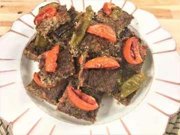 Patatesli Sini Köftesi - Kebabı Tarifi