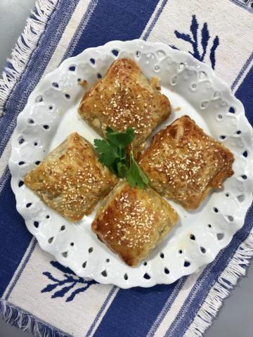 Patlıcanlı Kıymalı Adana Böreği Tarifi